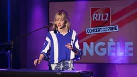 """Le son Pop-Rock : Angèle """"Tout oublier"""" en Concert Très Très Privé RTL2"""