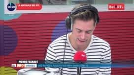 La matinale Bel RTL : RTL Info 8h du 05/06