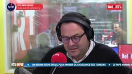RTL INFO sur Bel RTL : RTL info 13h du 05/06