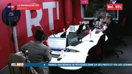 La matinale Bel RTL : Les Diables Rouges poursuivent leur préparation