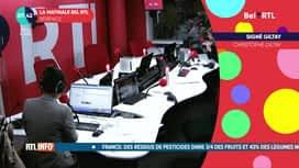 La matinale Bel RTL : 11 français embarrassent Paris...