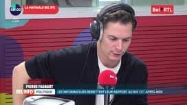La matinale Bel RTL : RTL Info 8h du 06/06