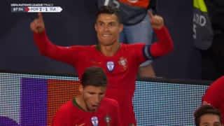 Portugal - Suisse (88') : But de Cristiano Ronaldo