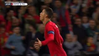 Portugal - Suisse (90') : But de Cristiano Ronaldo