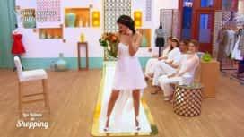 Les Reines du Shopping : Le défilé de Claire pour la semaine mariage spéciale petit budget