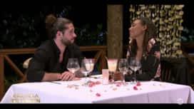 """L'Île de la tentation : Lysa à Bruno : """"Je m'attendais pas à rencontrer quelqu'un..."""""""
