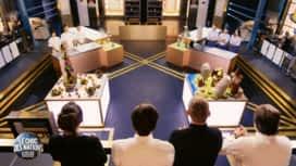 Le meilleur pâtissier - Les Professionnels : Le grand gagnant du Meilleur Pâtissier Professionnel : le choc des nations saison 3 est...