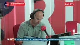 La matinale Bel RTL : Le roi est mort : vive le Roi