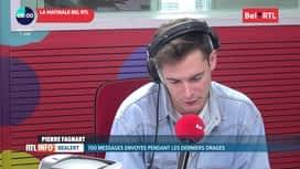 RTL INFO sur Bel RTL : RTL Info 8h du 07/06