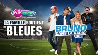 Bruno dans la radio : Ramenez la coupe à la maison les filles ! - La chanson officielle
