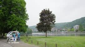 La grande balade : La grande balade en Wallonie: Vallée de la Meuse Namur Dinant