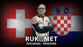 Rukomet: Švicarska - Hrvatska en replay