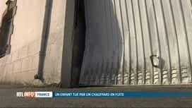 RTL INFO 19H : Un enfant tué par un chauffard lors d'une course-poursuite en France