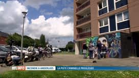 RTL INFO 19H : Anderlues: plusieurs personnes intoxiquées lors d'un incendie