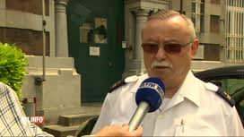 RTL INFO 19H : Le travail a repris ce lundi après-midi à la prison de Huy