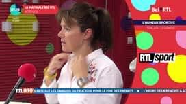 La matinale Bel RTL : La dernière échéance avant de partir en vacance pour les Diables