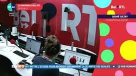 La matinale Bel RTL : Surprise en France hier matin...