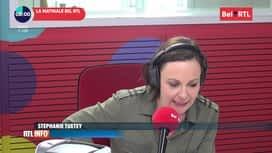 RTL INFO sur Bel RTL : RTL Info 8h du 11/06