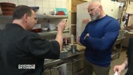 Cauchemar en cuisine avec Philippe Etchebest : Christian s'énerve contre Philippe Etchebest !