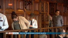 RTL INFO 13H : Les bourreaux de Valentin ont présenté leurs excuses ce matin
