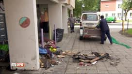 RTL INFO 13H : L'incendie commis en pleine nuit à Anderlues était délibéré