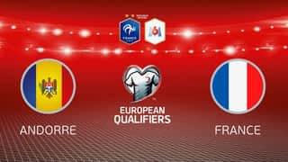 Equipe de France : Le meilleur du match Andorre - France