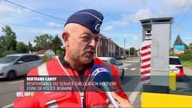RTL INFO 13H : Des radars ont été vandalisés dans le Hainaut