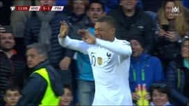 Qualification pour l'UEFA EURO 2020 : Mbappé ouvre le score ! (10') (0-1)
