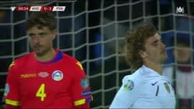Qualification pour l'UEFA EURO 2020 : Tête cadrée d'Antoine Griezmann (51') (0-3)