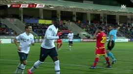 Qualification pour l'UEFA EURO 2020 : Le premier but de Kurt Zouma en sélection (60') (0-4)