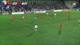 Qualification pour l'UEFA EURO 2020 : Chute de Kylian Mbappé (76') (0-4)