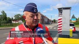 RTL INFO 19H : Des radars ont été vandalisés dans le Hainaut