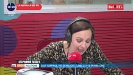 La matinale Bel RTL : RTL Info 8h du 12/06