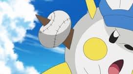 Pokemon : 28-Tous sur le terrain, pour le pokémon base-ball !