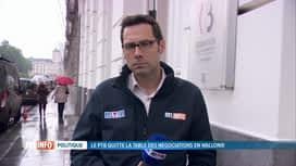 RTL INFO 13H : Formation du gouvernement wallon : et Ecolo dans tout ça ?