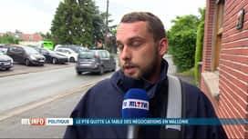 RTL INFO 13H : Echec des négociations PS-PTB : l'avis des électeurs