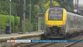 RTL INFO 19H : Boom de réservations à la SNCB pour des voyages scolaires