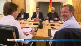 RTL INFO 19H : Echec des négociations PS-PTB : quelle coalition se profile ?