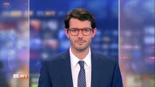 RTL INFO 19H : RTL INFO 19 heures (12/06/2019)