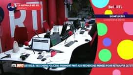 La matinale Bel RTL : Emmanuel Macron a décidé de se mettre en retrait...
