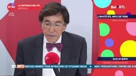 La matinale Bel RTL : Elio Di Rupo