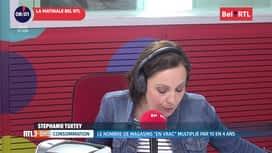 La matinale Bel RTL : RTL Info 8h du 13/06