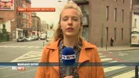 RTL INFO 13H : Le point sur l'accident qui s'est produit ce matin à Schaerbeek