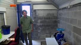 RTL INFO 13H : Des fuites d'eau détectées dans des bâtiments publics de Charleroi