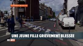 RTL INFO 19H : Une adolescente de 14 ans fauchée par une voiture à Schaerbeek