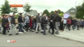 RTL INFO 19H : Marche blanche à Lorient en hommage aux enfants fauchés par une auto
