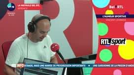 La matinale Bel RTL : Les Jeux Olympiques de Tokyo...