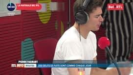 RTL INFO sur Bel RTL : RTL Info 8h du 14/06