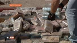 RTL INFO 13H : Une tonne de cocaïne a été saisie en Espagne
