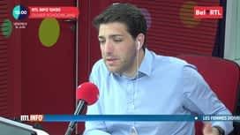 RTL INFO sur Bel RTL : RTL Info 13h du 14/06